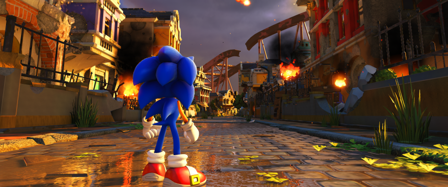 HQ Gameplay Video and Screenshots of Sonic Forces Released