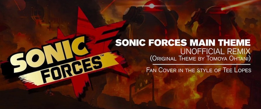 Check Out Tee Lopes' Amazing Cover of Sonic Forces' Main Theme