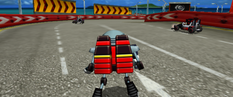 'Eggrobo Toujou' Race Track Released for Sonic Adventure 2