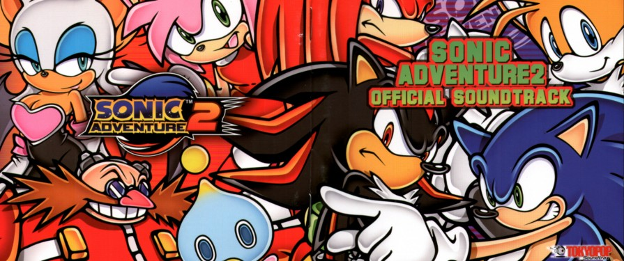 Tokyopop Officially Announces US Release of Sonic Adventure 2 OST