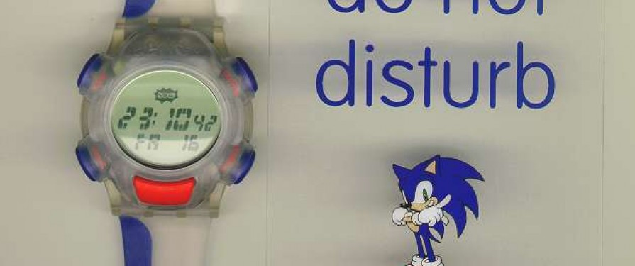 'Access Cyberspace' With the Swatch .beat Sonic Watch