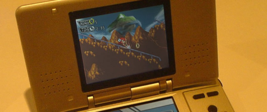 AFD 2006: Exclusive – Knuckles DS in Development