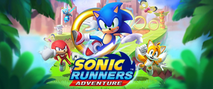 Sonic Runners Adventure 'Feature Phone' Footage Emerges
