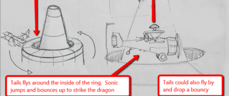 Sonic Boom: Fire & Ice Concepts Found