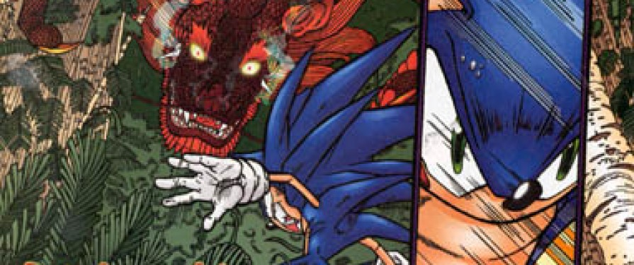 Comic Preview: Sonic the Hedgehog 106