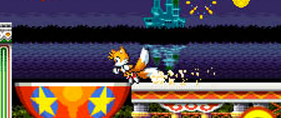 Take A Look at These Tasty New Sonic Advance Screenshots