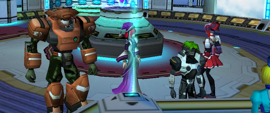 PSO Getting Three New 'Sonic Team' Quests This Week