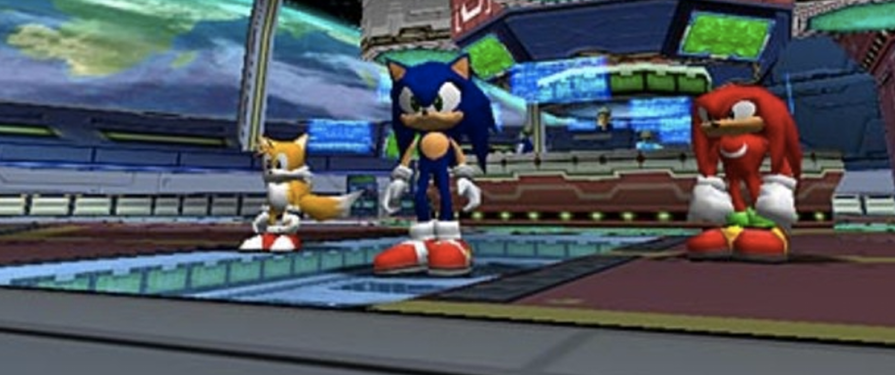 Sonic Appears on US/EU PSO Servers