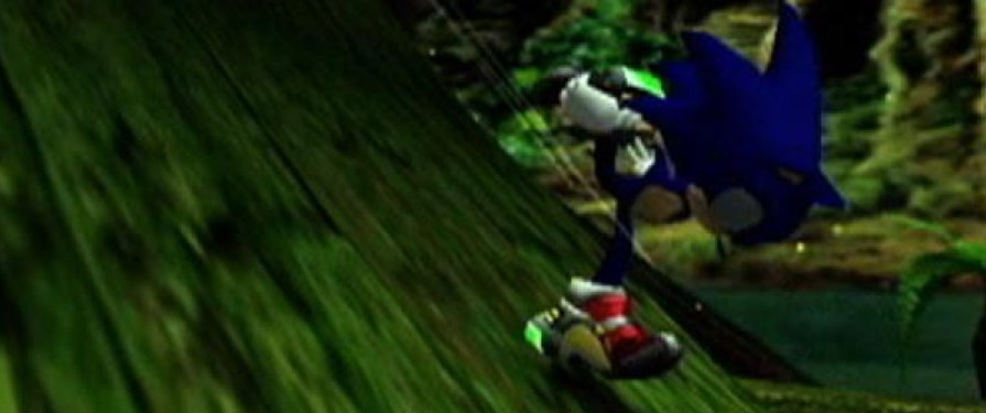 See the First Footage of Sonic Adventure 2 on Gamecube