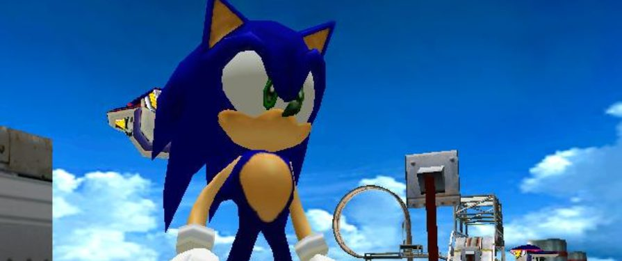 Report: Sonic Tops SEGA's Third-Party Game Sales in 2002