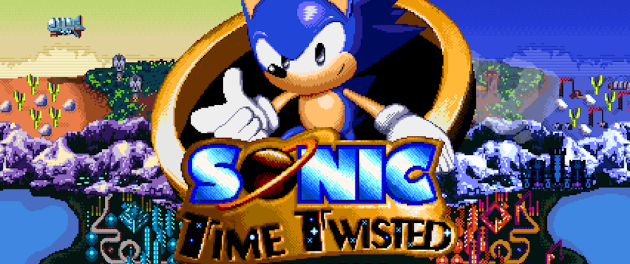 "The Long-Awaited Fan Game ""Sonic Time Twisted"" is Finally Released"