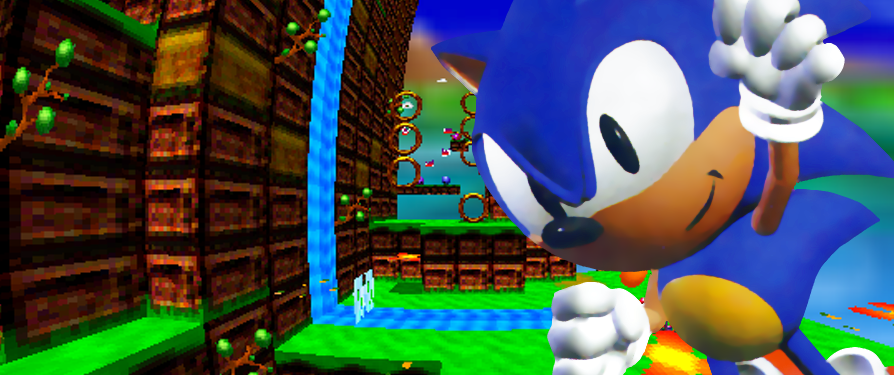 Sonic X-Treme is Finally Playable