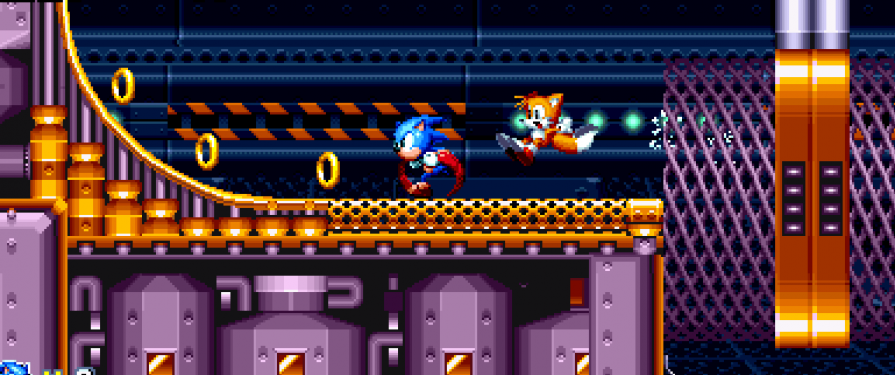 New Footage and Screenshots of Flying Battery Act 1 Released for Sonic Mania