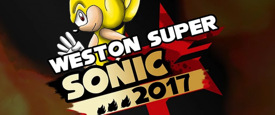 Weston Super Sonic 2017 Kickstarter Launches
