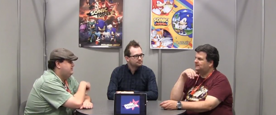 E3 Video TSS Sonic Forces Discussion