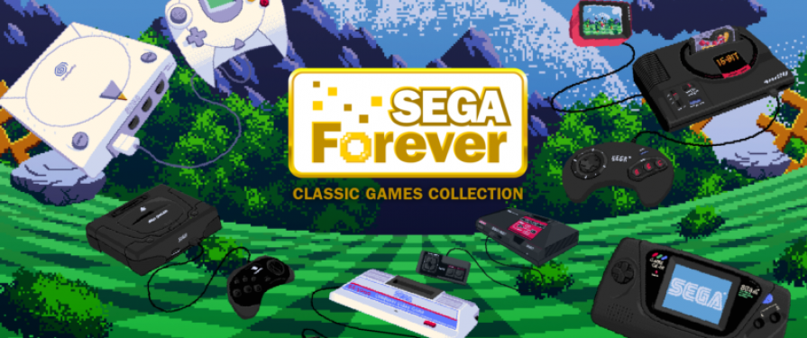 Sega Forever Announced for Mobile, Sonic the Hedgehog Updated