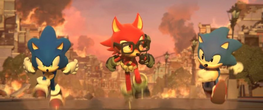 Sonic Forces Launch Trailer Released Containing Major End Game Spoilers