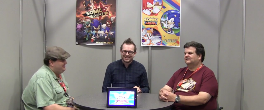 E3 Video: TSS Sonic Mania Discussion