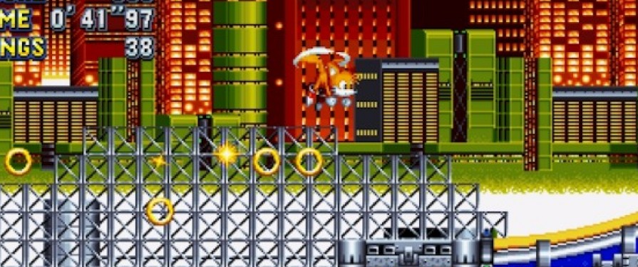 Chemical Plant Zone Revealed For Sonic Mania