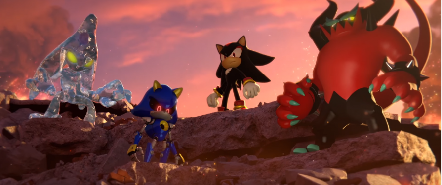 UPDATE: Sonic Forces E3 Trailer Reveals New Villains
