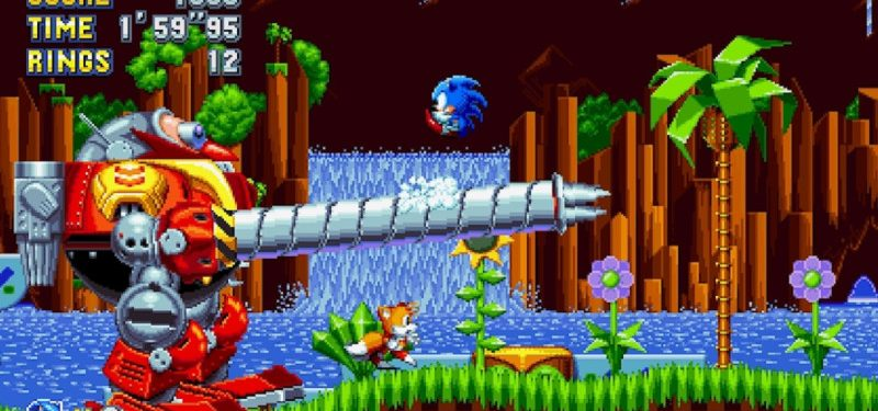 Rumour: Sonic Mania Green Hill Zone Boss Revealed?