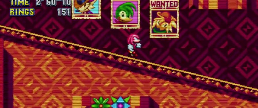 Sonic Mania's PC version delayed