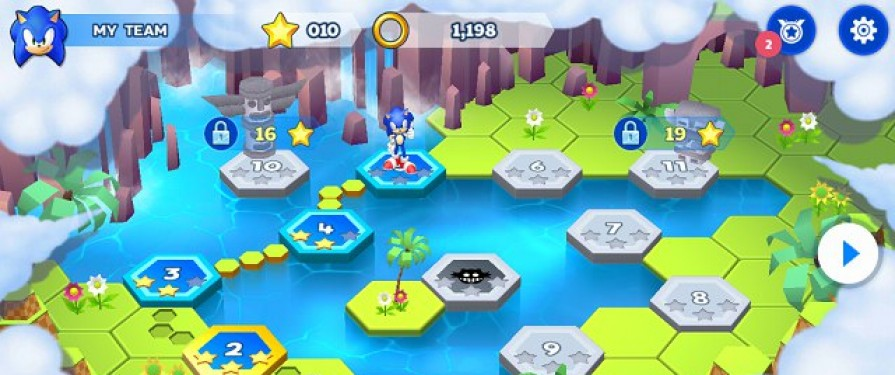 Update: Sonic Runners Adventure Out Now