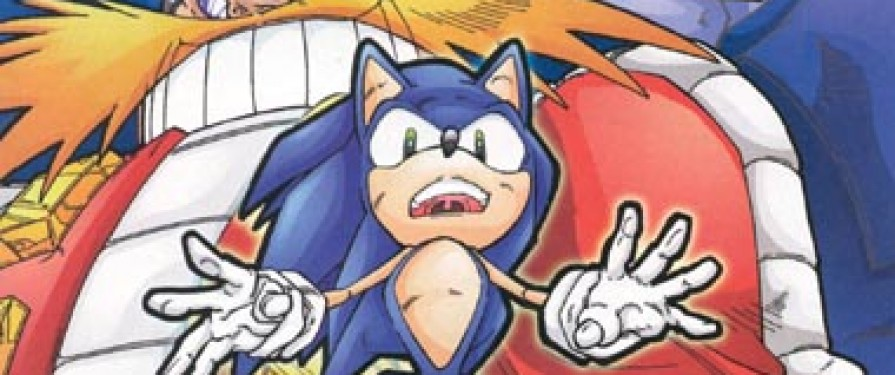 Comic Preview: Sonic the Hedgehog #108