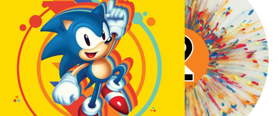 [UPDATED] New Sonic Mania Track Preview, Vinyl LP Available For Pre-Order
