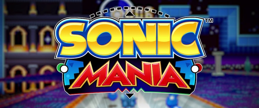 "Have a Listen to Sonic Mania's Special Stage Music, ""Dimension Heist"""