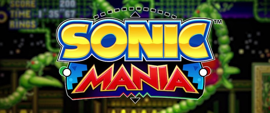 Turn it Up and Get Down to Stardust Speedway Act 1 from Sonic Mania