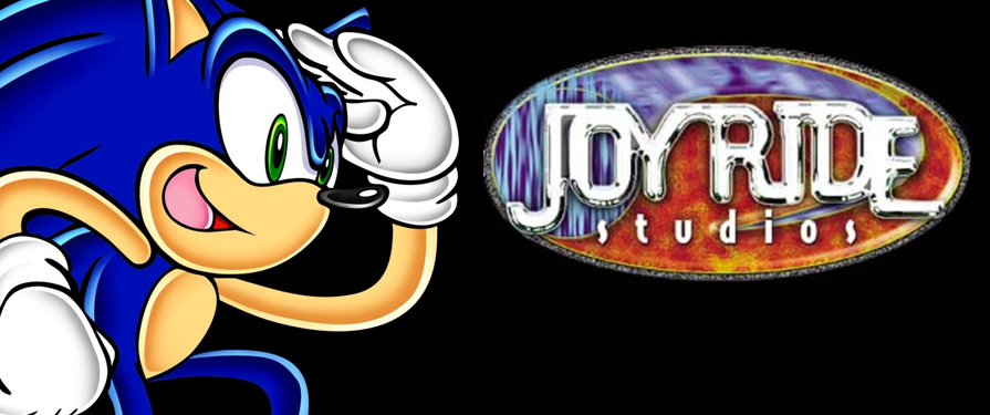 JoyRide Studios Set to Produce Sonic and SEGA 'GamePro' Figures