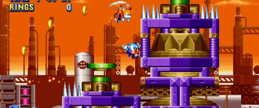 Sonic Mania Plus' Encore Mode Accidentally Streamed in its Entirety