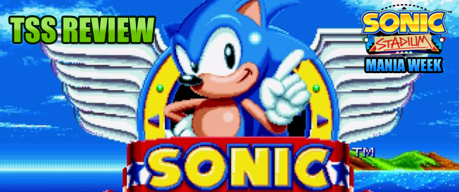 TSS REVIEW: Sonic Mania