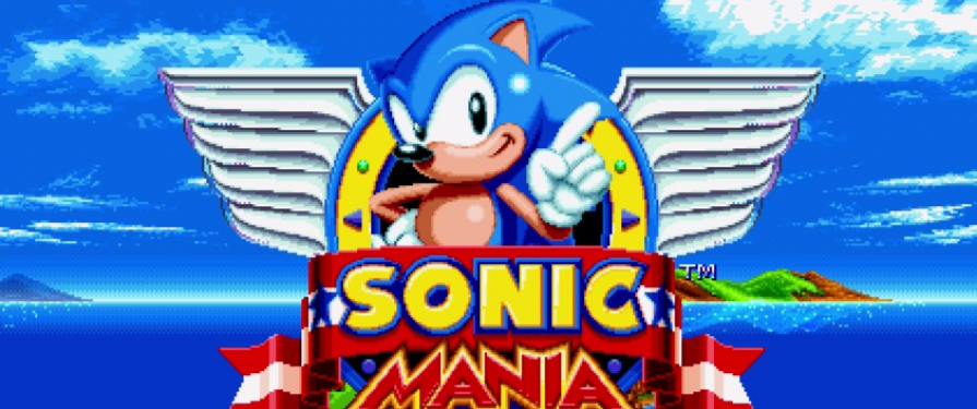 """No DLC Planned for Sonic Mania"""