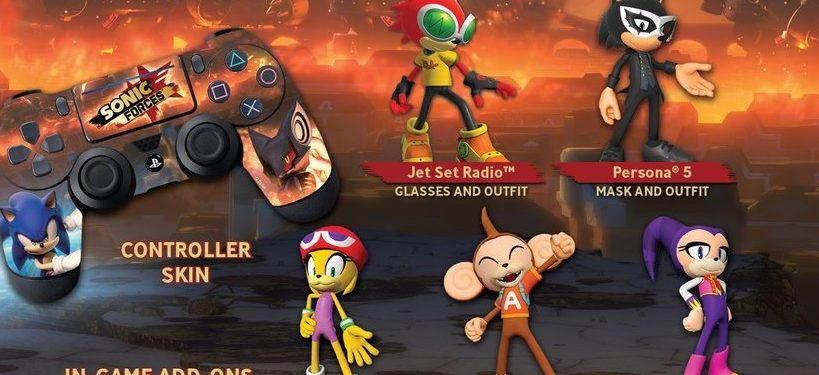 Sonic Forces Releases on Nov 7. US Price and Pre-Order Bonuses Detailed