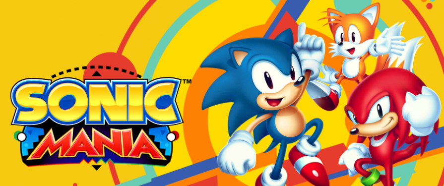 Sonic Mania Tops the Switch Download Charts