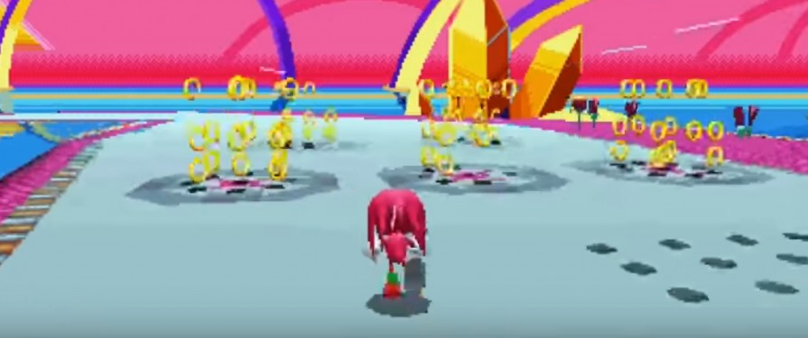 Video: See Sonic Mania's Special Stage and Time Attack Modes