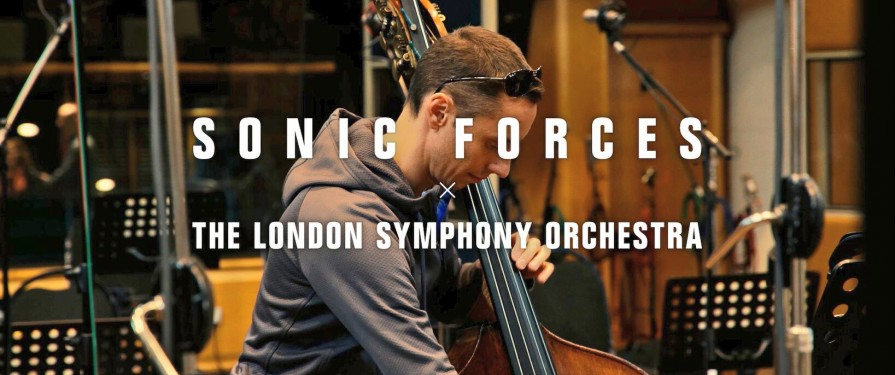 Watch the London Symphony Orchestra Perform Sonic Forces' Soundtrack