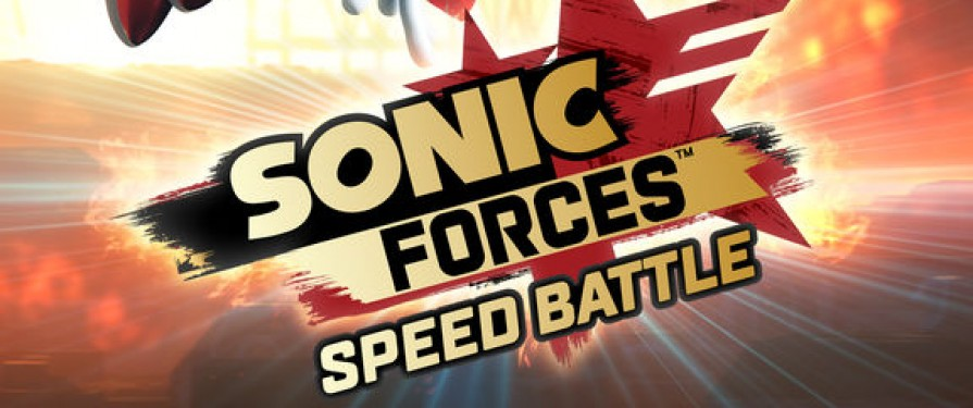 Sonic Forces: Speed Battle on iOS Mobile Store