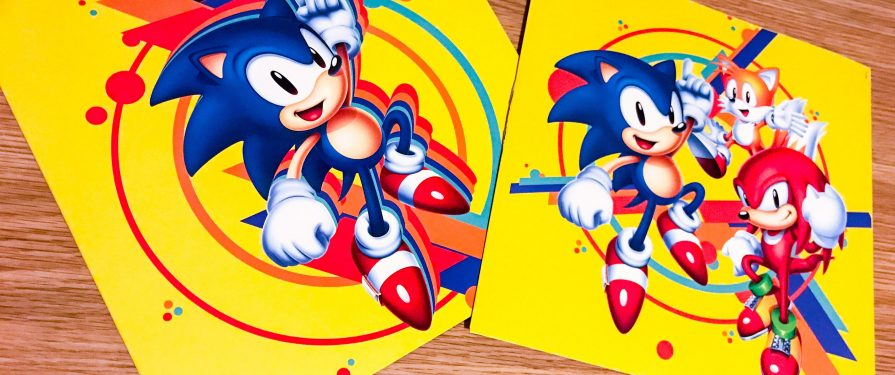 TSS Review: Sonic Mania Soundtrack & Vinyl