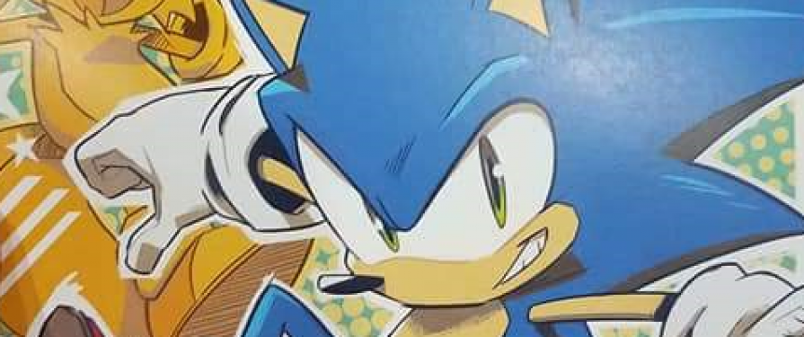 IDW Sonic Comic Teaser Features Tyson Hesse Artwork