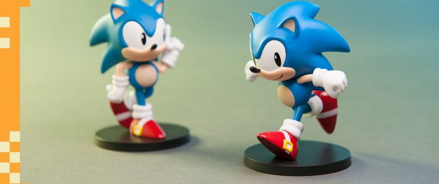 Boom8 Sonic Figures Now Available for Pre-Order from First4Figures