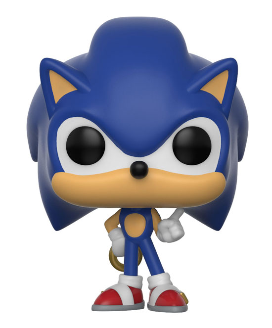 45fa5db1255ba New Line of Sonic Funko Pops Officially Revealed – The Sonic Stadium