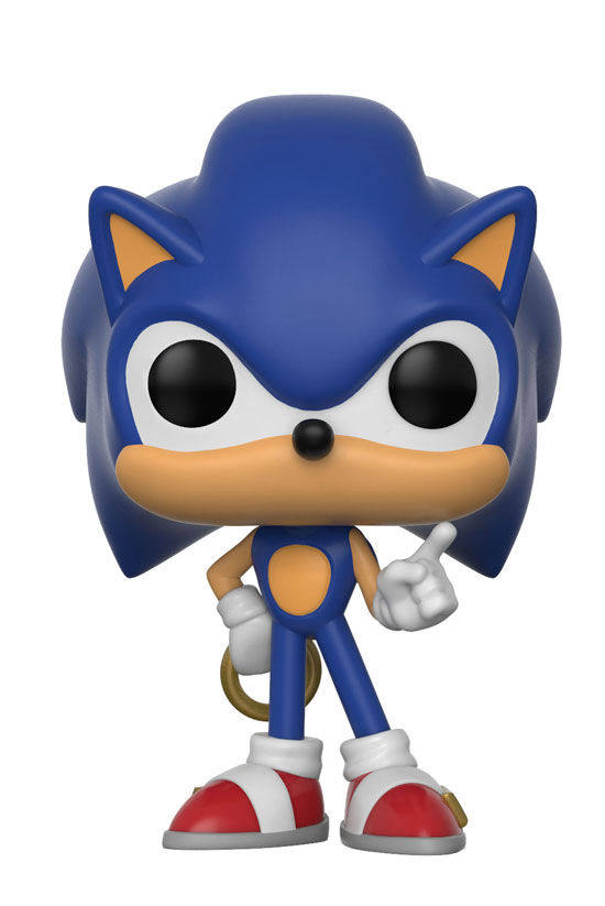 New Line Of Sonic Funko Pops Officially Revealed The