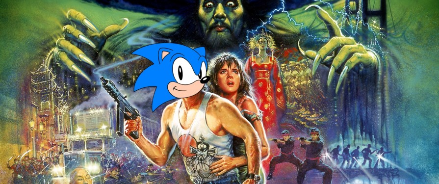 It's Official: John Carpenter is a Sonic the Hedgehog Fan