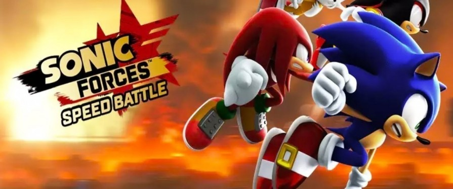 Sonic Forces Speed Battle Hits 50 Million Downloads