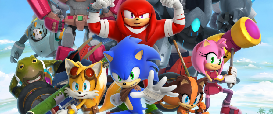 Sonic Boom Season 2 Arrives on Hulu This Sunday!