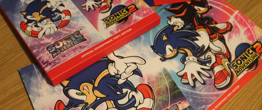 TSS Review: Sonic Adventure 1 & 2 Soundtrack Vinyl Editions