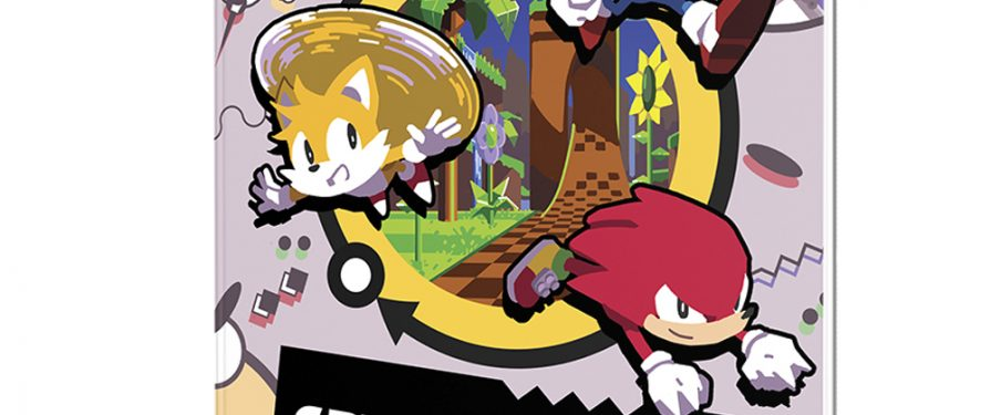 Charity Sonic the Hedgehog Fan Comic Green Hill Zine Opens Pre-orders